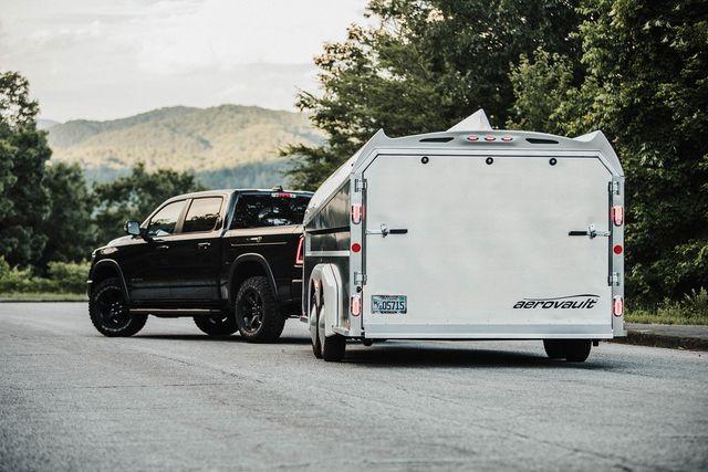 pete brock's aerovault trailer