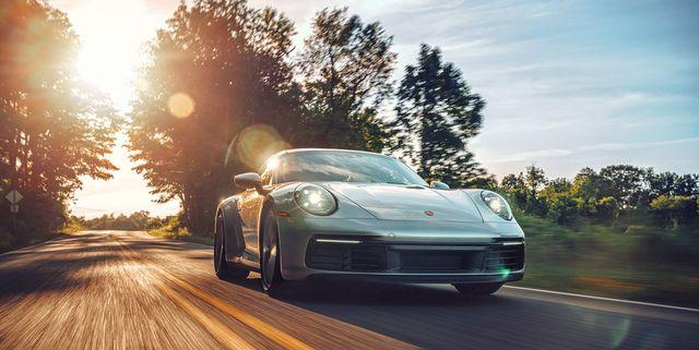 2020 porsche 911 manual