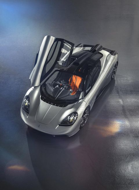gordon murray automotive t50