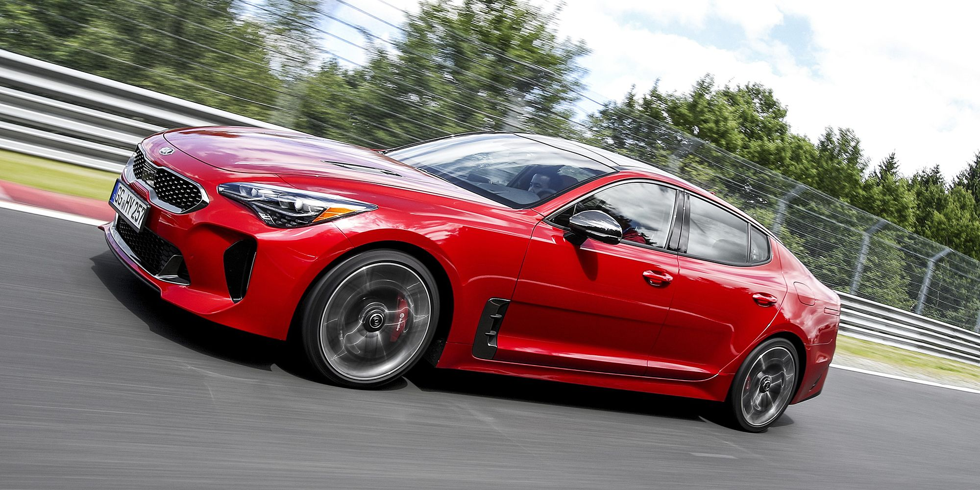 2018 Kia Stinger First Drive Review Of Kia Stinger Gt