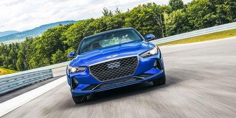 Land vehicle, Vehicle, Car, Automotive design, Mid-size car, Automotive exterior, Grille, Bumper, Performance car, Luxury vehicle,