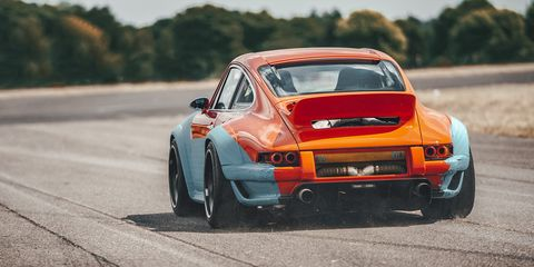 2e88ed3a7a24 Porsche 911 Reimagined by Singer Vehicle Design Dynamics and ...