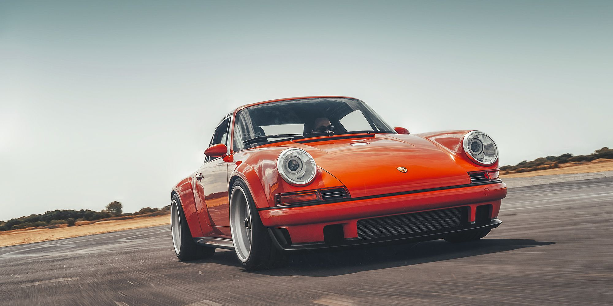 Porsche 911 Reimagined By Singer Vehicle Design Dynamics And Trailer Wiring Harness Lightweighting Study