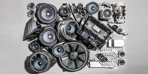 Creating the Perfect In-Car Audio System Is a Complicated