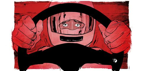 Cartoon, Red, Illustration, Mouth, Anime, Fictional character, Art, Fiction, Gesture,