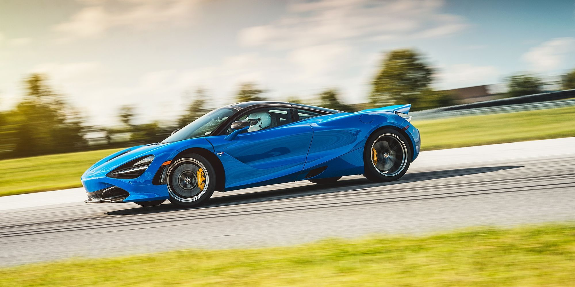 the mclaren 720s runs the quarter-mile as quickly as a veyron super