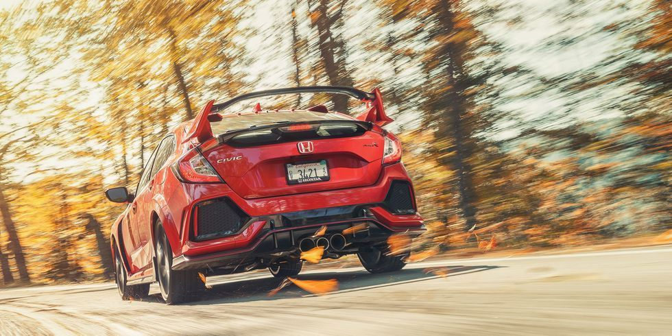 How Honda Virtually Eliminated Torque Steer In the Civic Type R