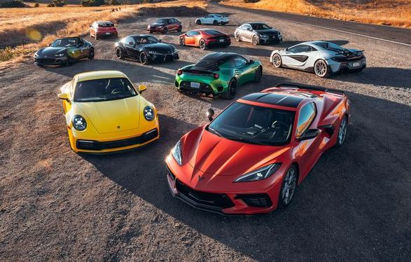 Road Tracks 2020 Performance Car Of The Year Pcoty 2020