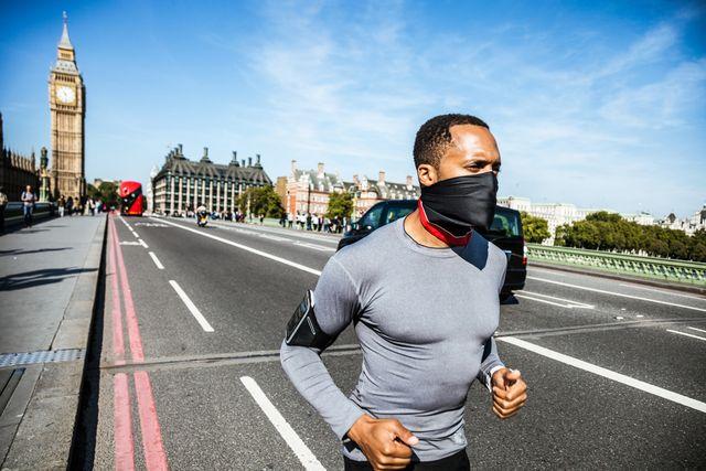 road runner in central london
