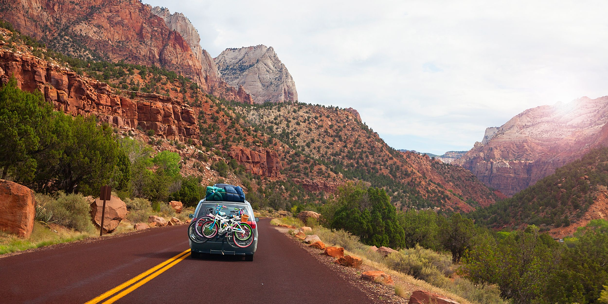 48 Best Road Trip Destinations with Kids - Family Road Trip Ideas