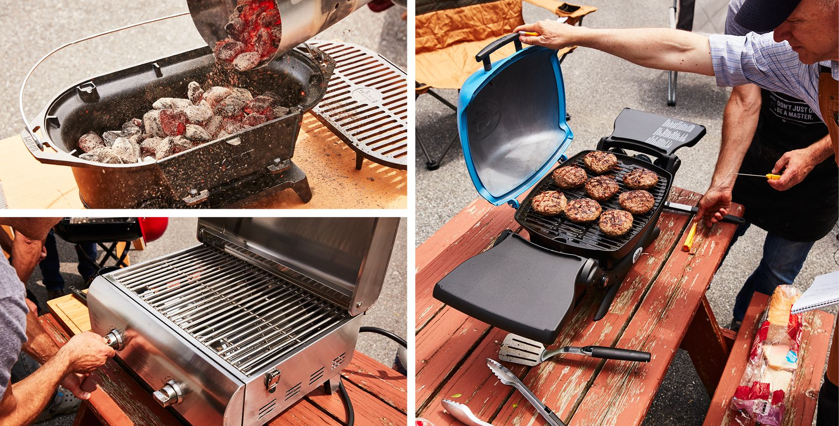 Portable Grills 2019 | Best Gas and Charcoal Grills