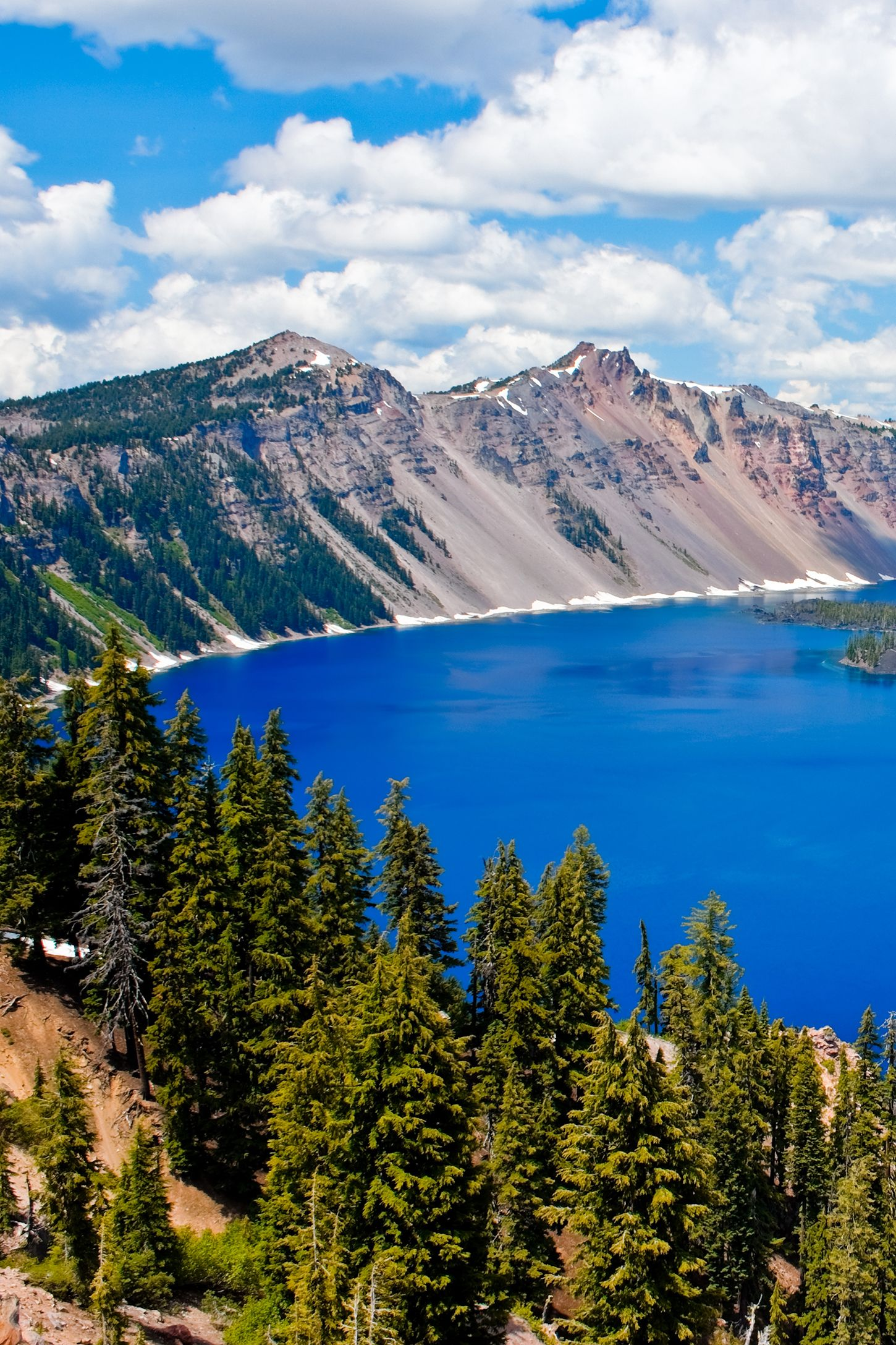 road trip with kids crater lake oregon