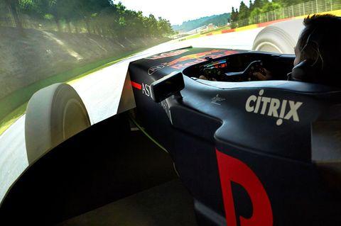 Racing video game, Vehicle, Car, Sports car racing, Race car, Formula racing, Performance car, Tire, Formula one car, Automotive design,
