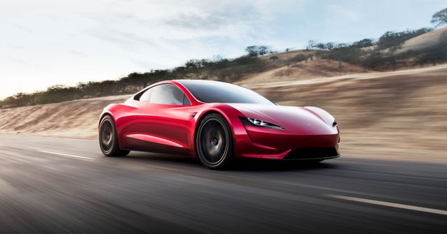 2023 tesla roadster