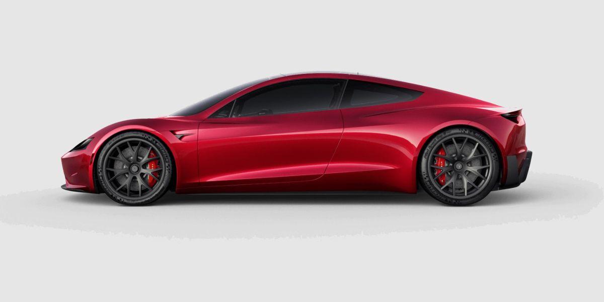 Elon Musk's plan to put rockets on Teslas