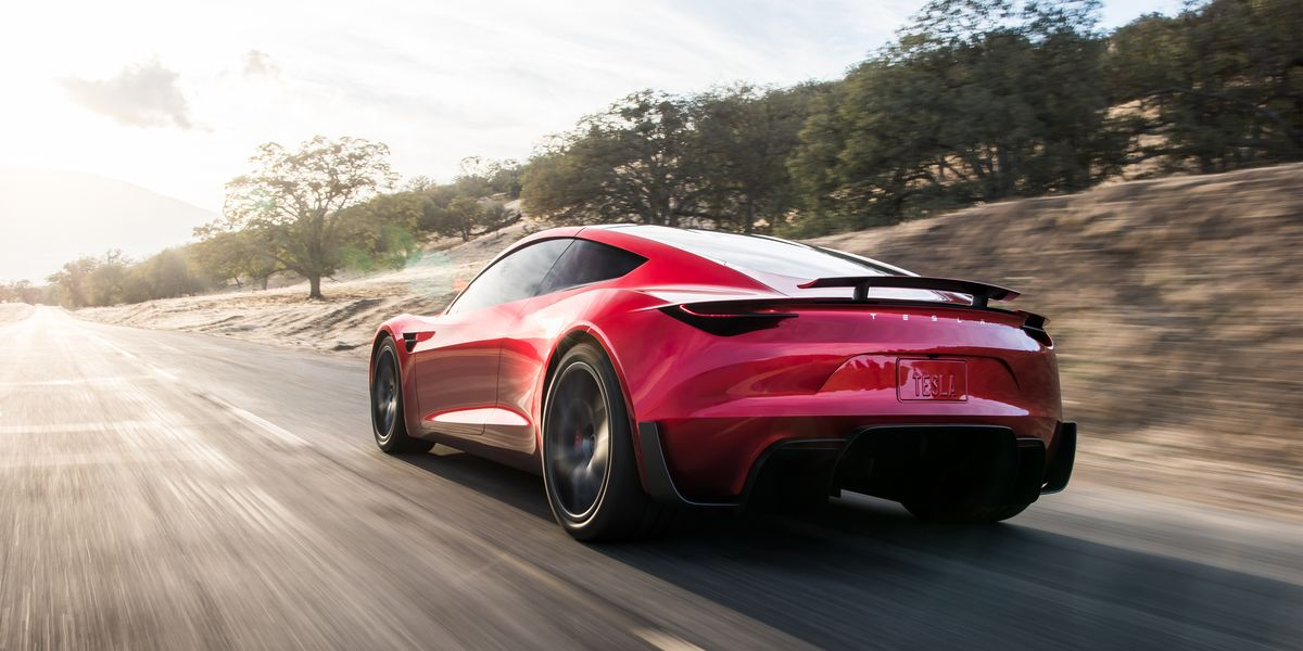 The Long-Awaited Tesla Roadster Will Hit the Petersen Museum Tomorrow