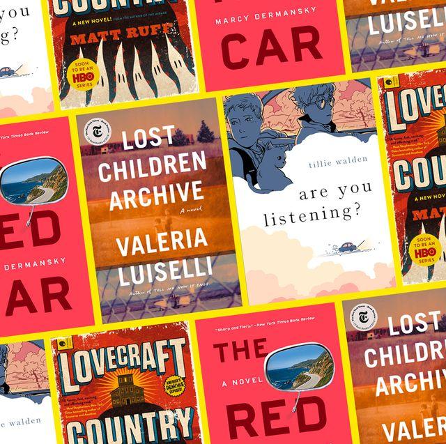 best road trip novels