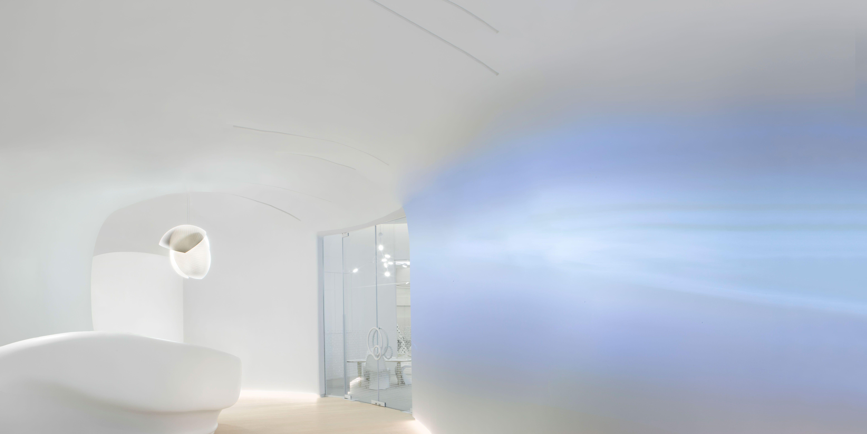 La guardería del futuro está diseñada en dubai por roar design