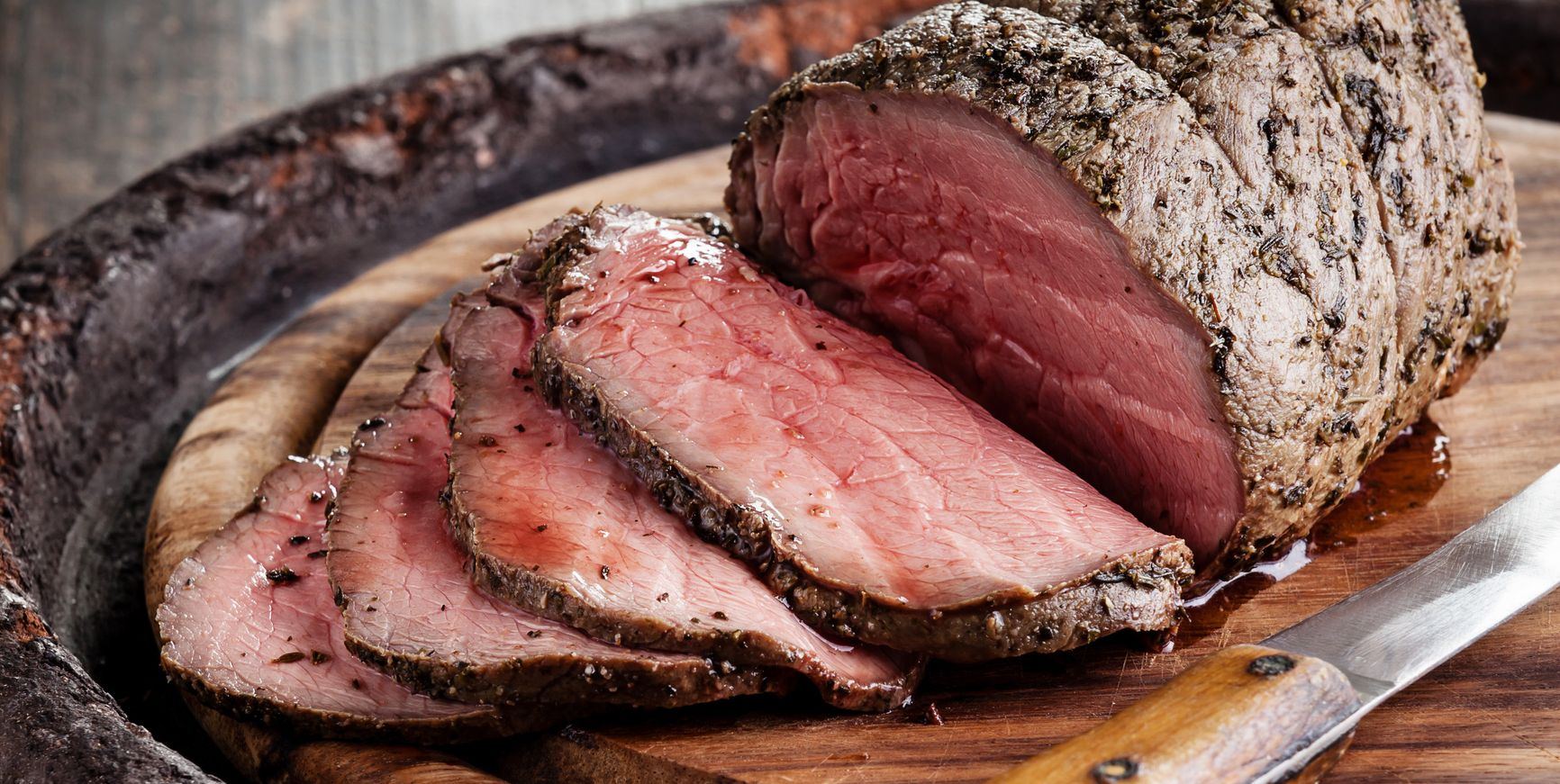 4 rules for the perfect roast beef