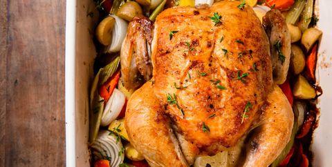 dish, food, hendl, cuisine, meat, chicken meat, roasting, turkey meat, drunken chicken, ingredient,