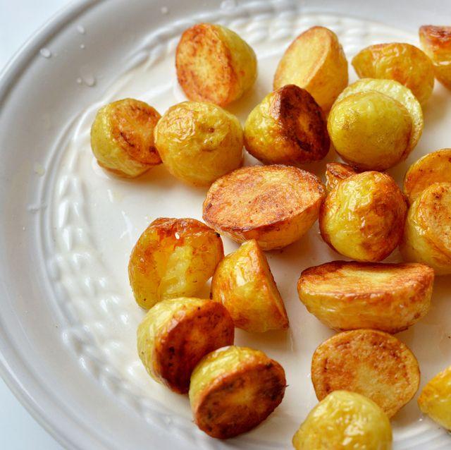 best potato recipes roasted baby potatoes