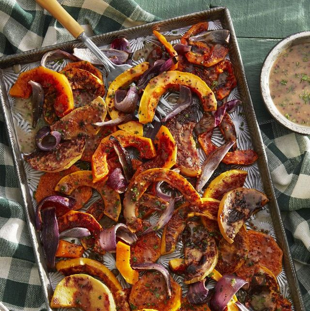 roasted butternut squash healthy dinner recipes
