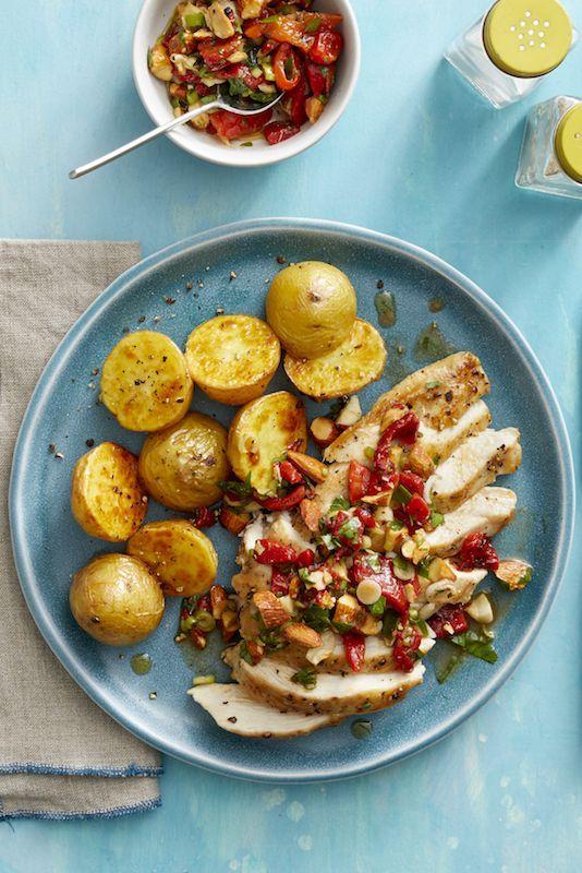 75 Heart-Healthy Dinner Recipes That Don't Taste Like Diet