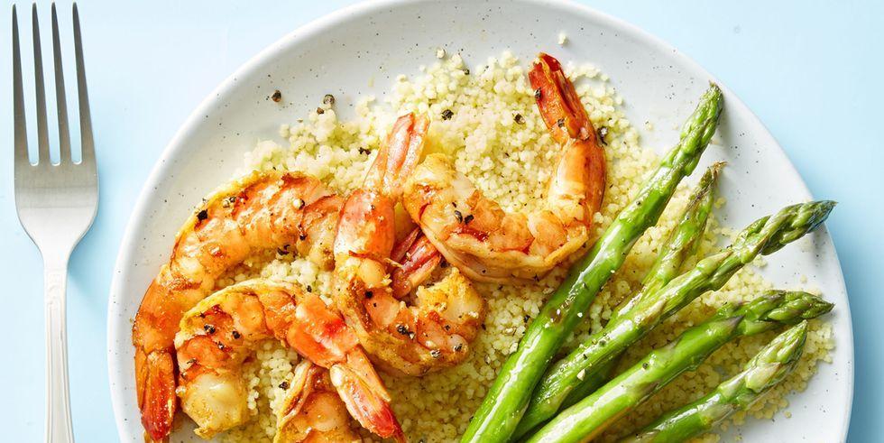 how to make roasted cumin shrimp and asparagus best roasted cumin