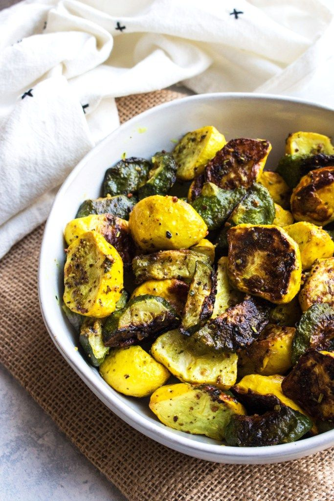 roasted patty pan squash recipe