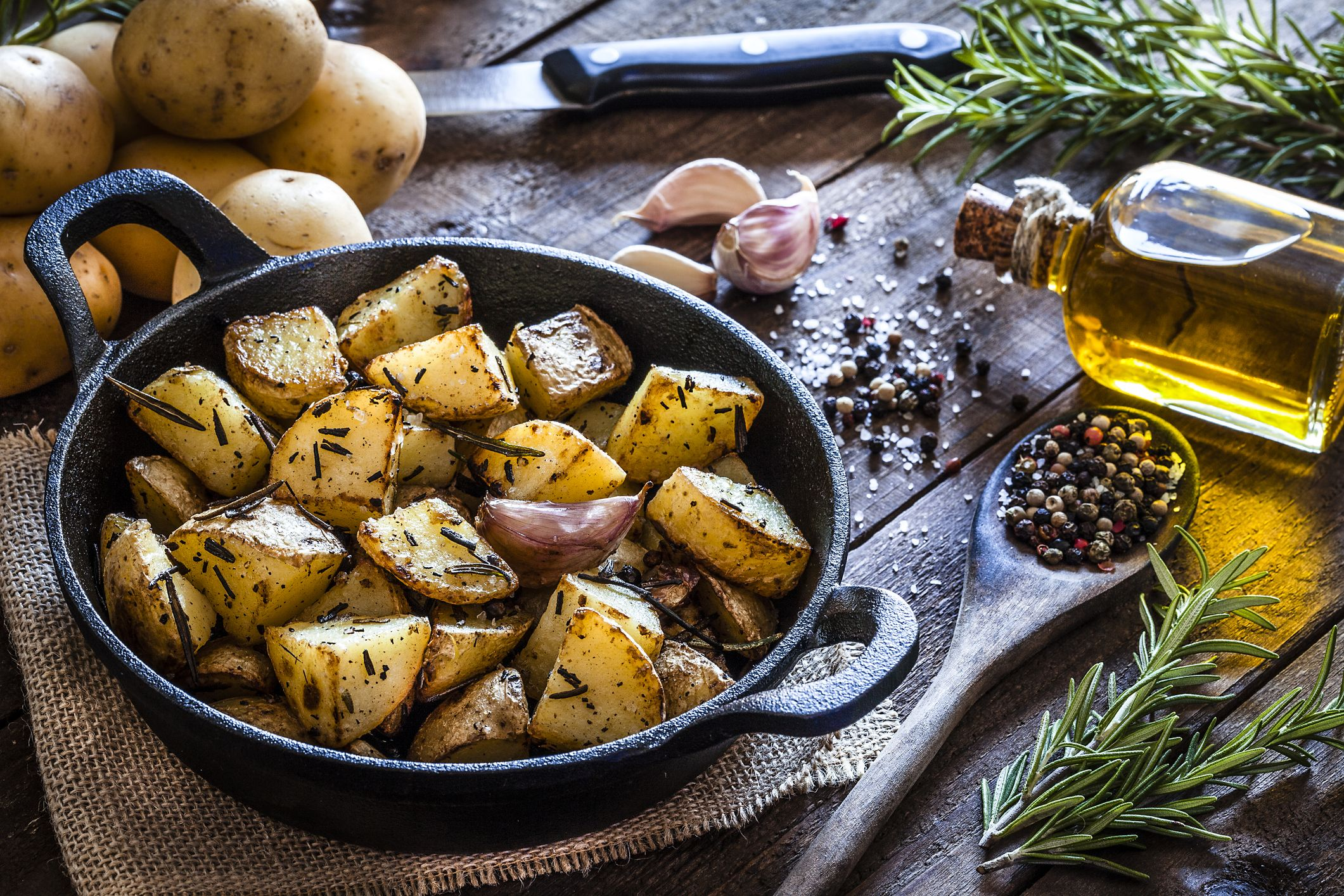 Are Potatoes Paleo? Not Always, Say Experts.