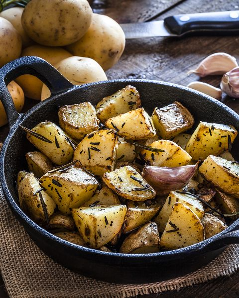 potatoes ok on paleo diet