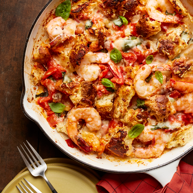 roasted shrimp parmesan