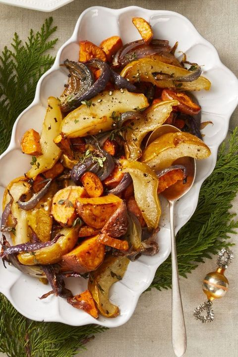 Side Dishes for Prime Rib — Roasted Sweet Potatoes