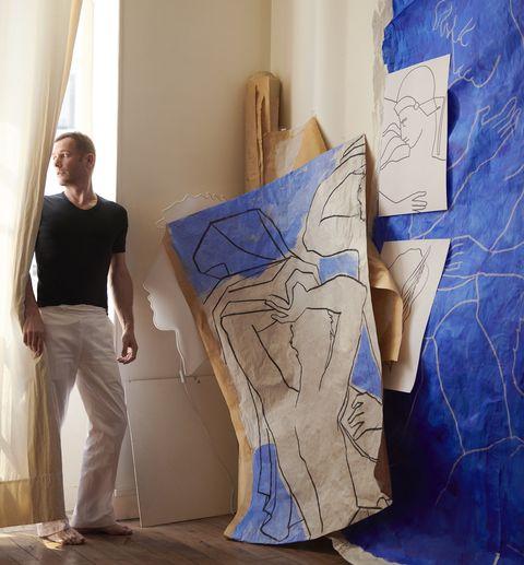 Roberto Ruspoli mural artist