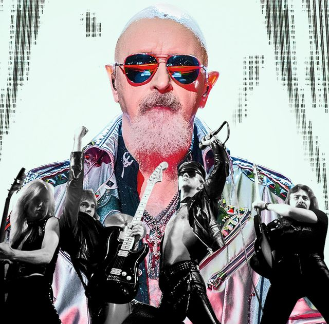 for decades judas priest's rob halford hid who he was then he liberated himself
