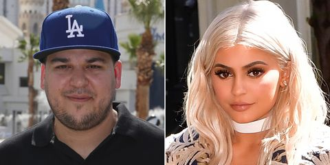 0dd71737d5d Rob Kardashian Leaks Kylie Jenner s Phone Number on Twitter - Rob ...