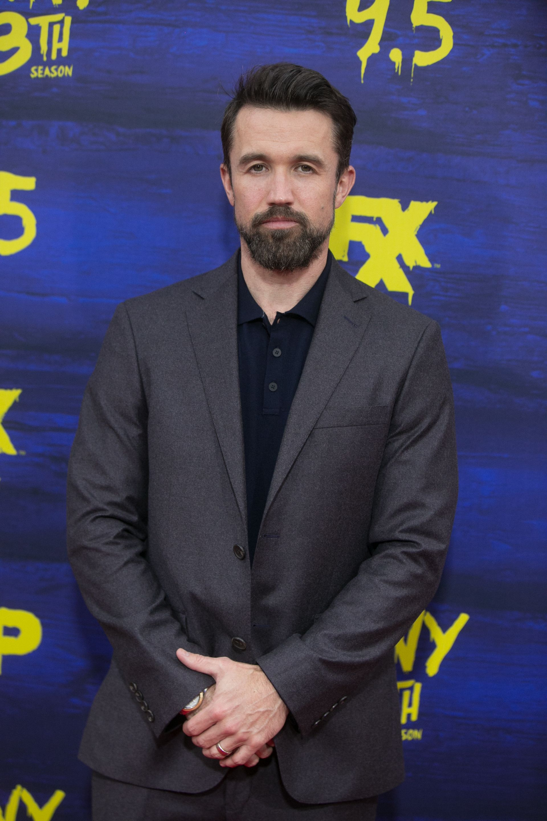 Rob McElhenney Just Explained Why It Took Mac So Long to Come Out on 'Always Sunny'