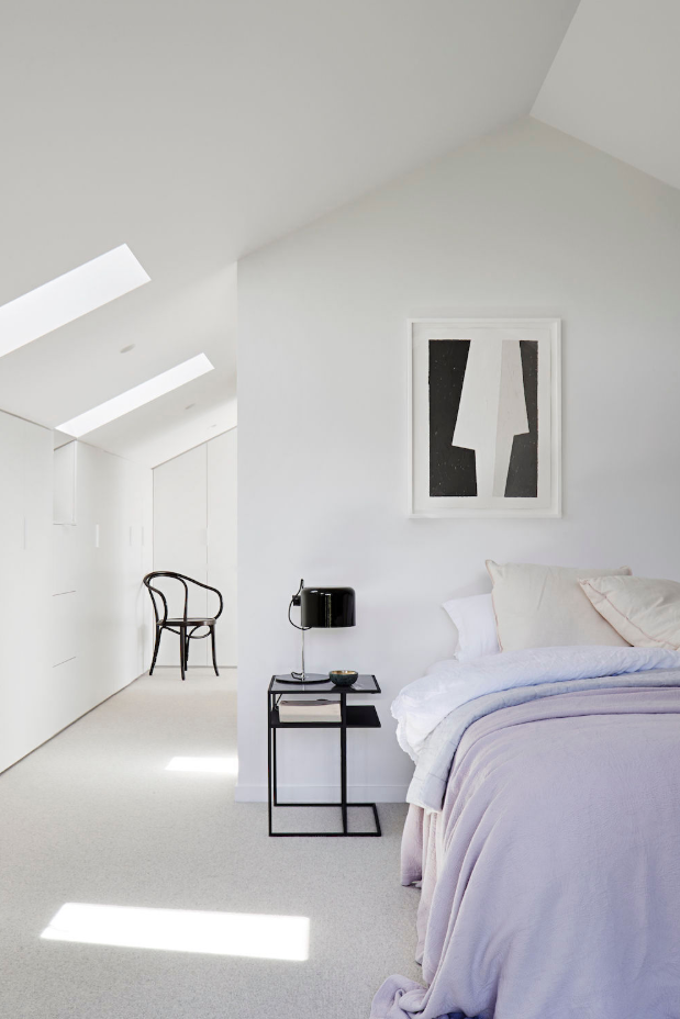 minimal color scheme interior design