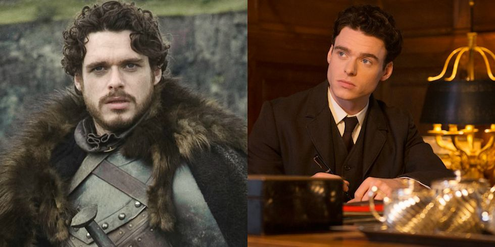 Richard Madden The dreamy Richard Madden followed up his role as Robb Stark with a part in the French romance film A Promise .