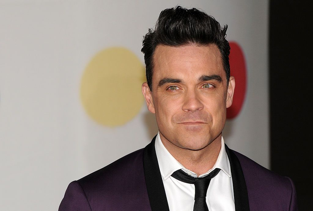Robbie Williams Says His Battle with Agoraphobia Left Him Unable to Get off the Sofa for Three Years