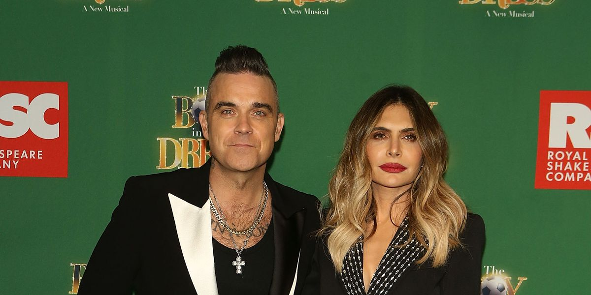 Robbie and Ayda Williams welcome fourth child
