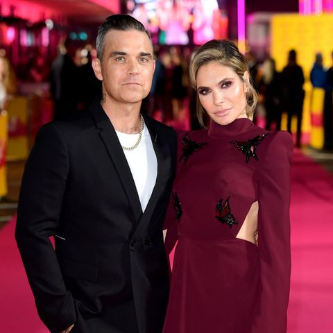 Ayda Field Robbie Williams