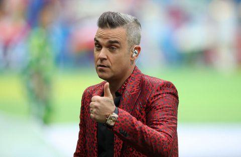 Robbie Williams Queen