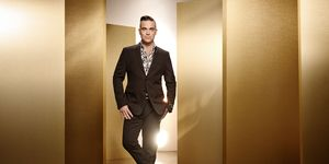 Robbie Williams on The X Factor
