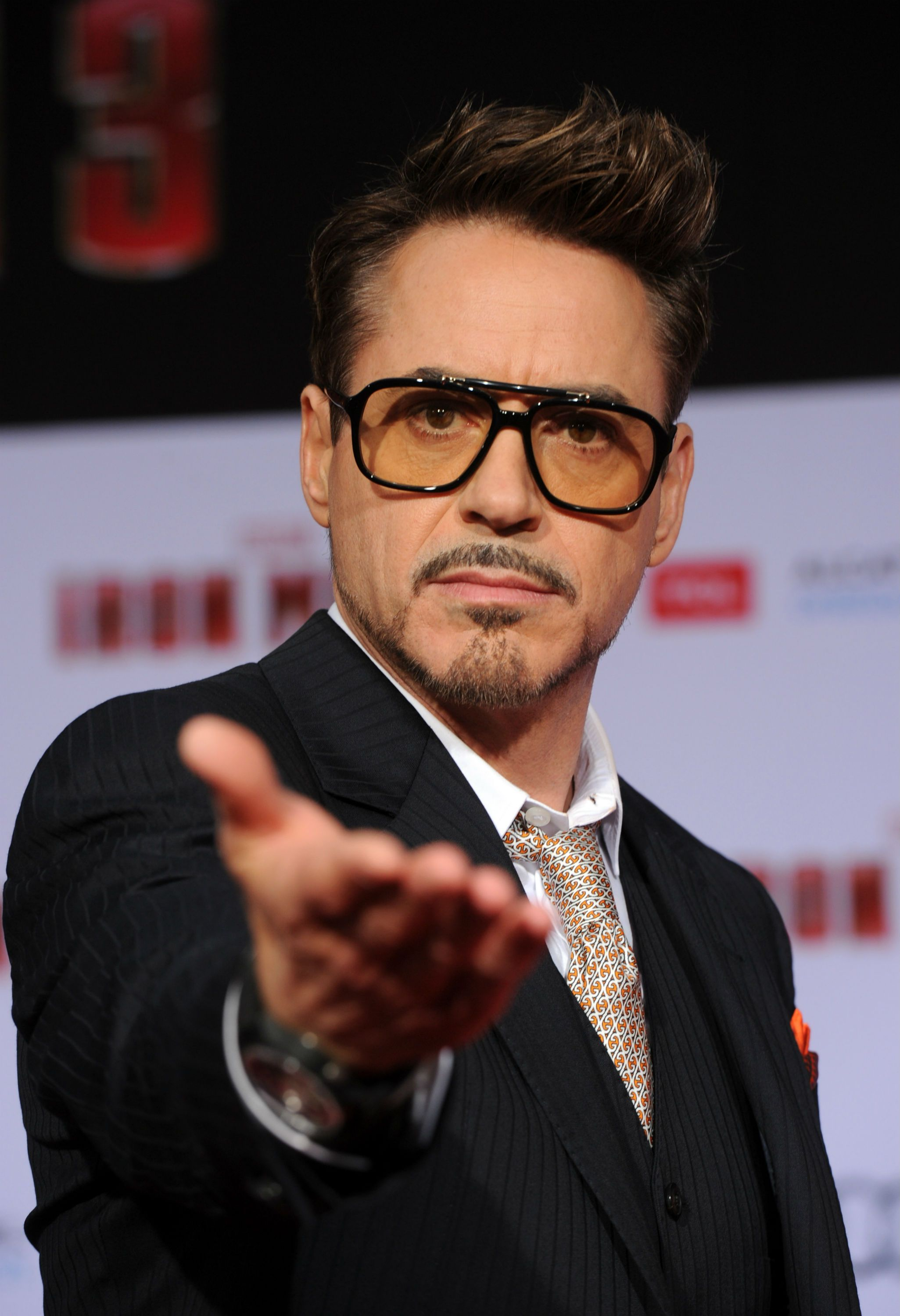 Marvel's Robert Downey Jr recalls getting arrested at Disneyland