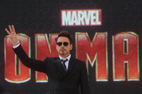 Iron Man 3 - Special Screening - Inside Arrivals