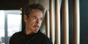 Avengers Endgame, Robert Downey Jr, Iron Man