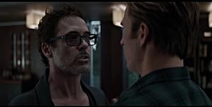 Robert Downey Jr. Tony Stark adelgazó Vengadores Endgame