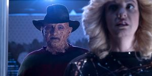 Robert Englund / Freddy Krueger / The Goldbergs