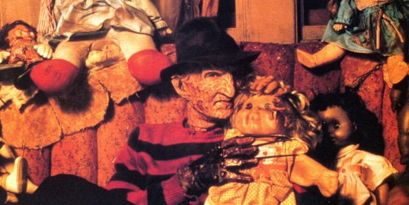 Robert Englund In 'A Nightmare On Elm Street 4: The Dream Master'
